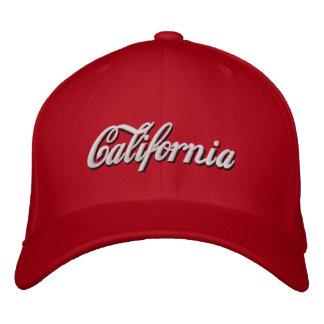 Califórnia Boné Bordado