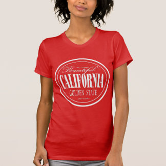 Califórnia EUA Camiseta