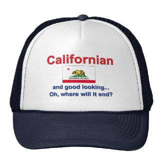 Californiano bonito boné