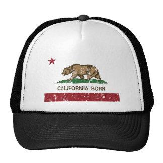 Californiano do nascer de Califórnia Boné