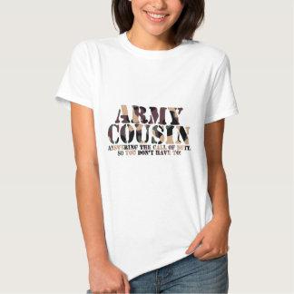 Call of duty do primo do exército tshirts