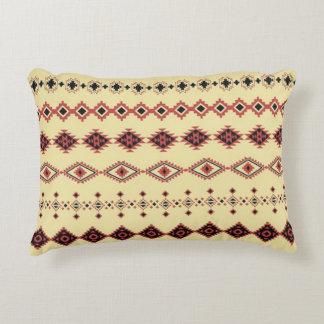 Calma do nativo americano do sudoeste almofada decorativa