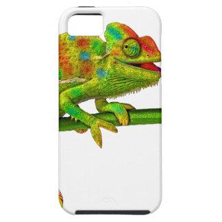 Camaleão Capa Para iPhone 5