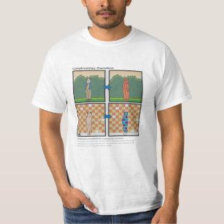 Camaleão complementar tshirt