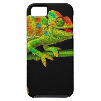 Camaleões Capa Tough Para iPhone 5