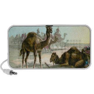 Camelo árabe caixinhas de som para pc