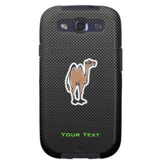 Camelo bonito; Lustroso Capa Personalizadas Samsung Galaxy S3
