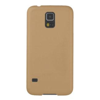 Camelo Brown Capa Para Galaxy S5