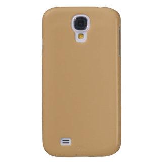 Camelo Brown Galaxy S4 Case