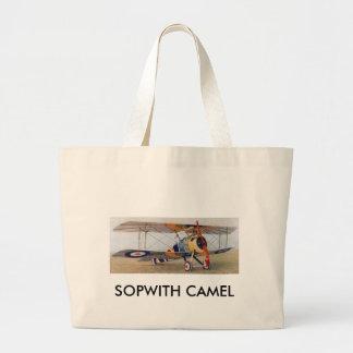 Camelo de Sopwith, CAMELO de SOPWITH Bolsas De Lona