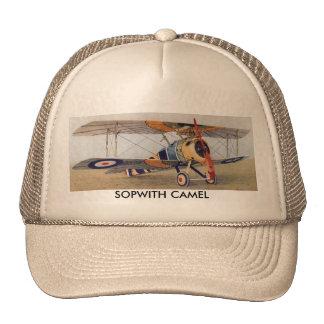 Camelo de Sopwith, CAMELO de SOPWITH Bone