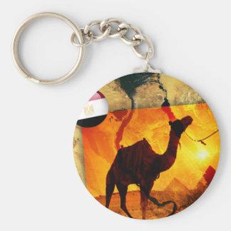 Camelo egípcio chaveiro