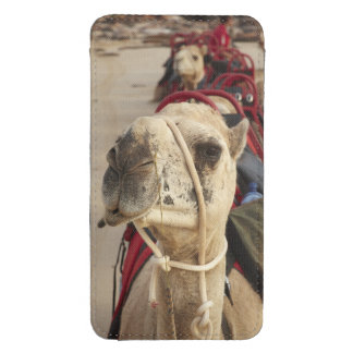 Camelo na praia do cabo, Broome Bolsinha Para Celular