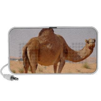 Camelo para auto-falante dos árabes caixinha de som para notebook