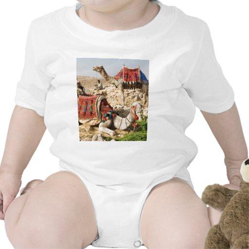 Camelo Macacãozinhos Para Bebê