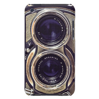 Câmera antiquado capa para iPod touch