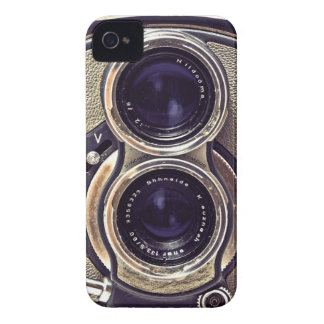 Câmera antiquado capa para iPhone 4 Case-Mate