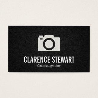 Câmera Cartão De Visitas