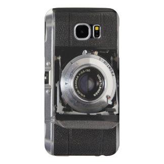 CÂMERA DO VINTAGE 5) Câmera de dobradura alemão - Capas Samsung Galaxy S6
