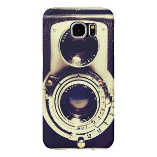 Câmera do vintage capas samsung galaxy s6