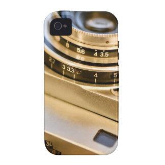 Câmera do vintage com estilo! capas para iPhone 4/4S