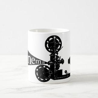 Câmera - filme canecas