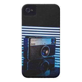 Câmera velha: Iluminação moderna Capas Para iPhone 4 Case-Mate