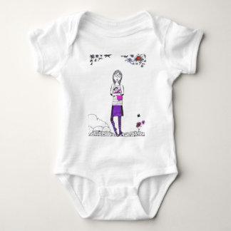 Caminhada assustador camiseta