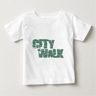 Caminhada da cidade tshirt