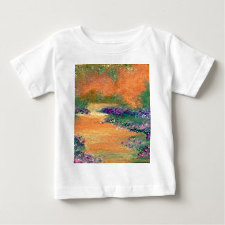 Caminhada da serenidade - produtos da arte de tshirts