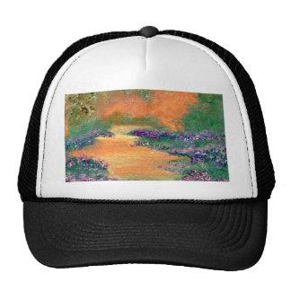 Caminhada da serenidade - produtos da arte de Cric Bonés