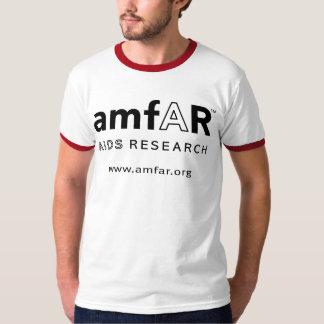 Caminhada do AIDS - personalizada - personalizada Camiseta