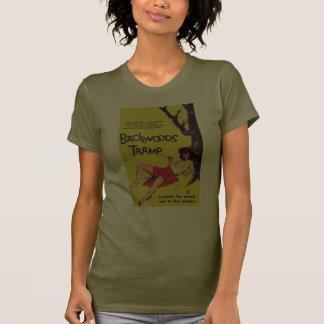 Caminhada do Backwoods do LIXO T-shirts