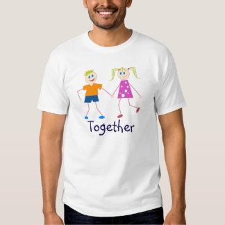 Caminhada junto t-shirts