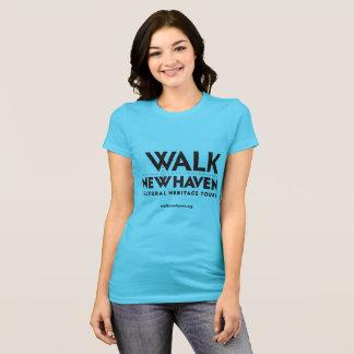 Caminhada New Haven Camiseta