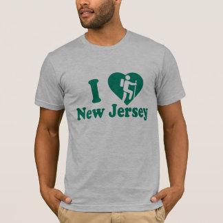Caminhada New-jersey Camiseta