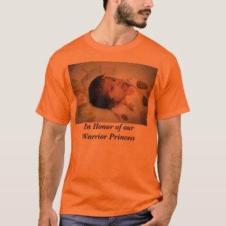 Caminhada para Zayana Camiseta