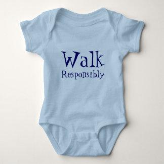 Caminhada responsàvel t-shirt