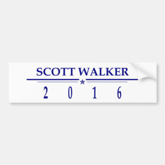 Caminhante 2016 de Scott Adesivo Para Carro