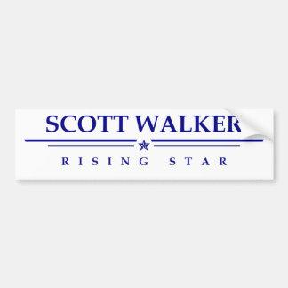 Caminhante de Scott: Estrela da ascensão Adesivo Para Carro