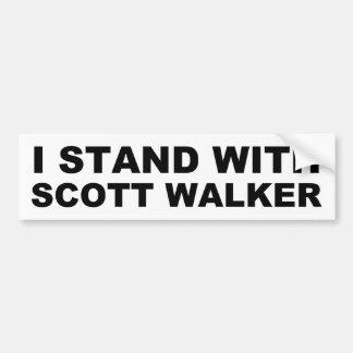Caminhante que de Scott eu estou Adesivo Para Carro