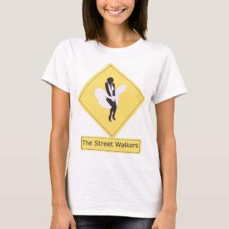 Caminhantes 2007 da rua camiseta