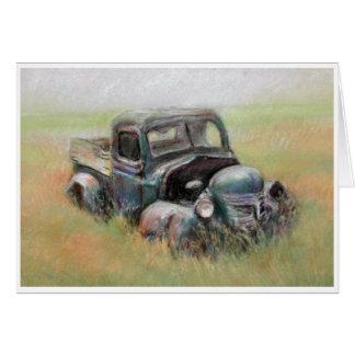 Caminhão 1946 de Fargo Cartoes