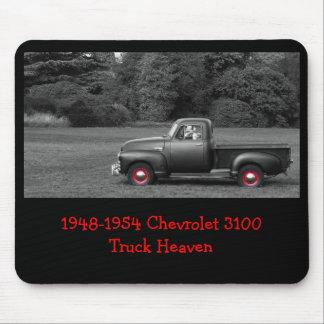 Caminhão 1948-1954 de Chevrolet 3100 Mouse Pad