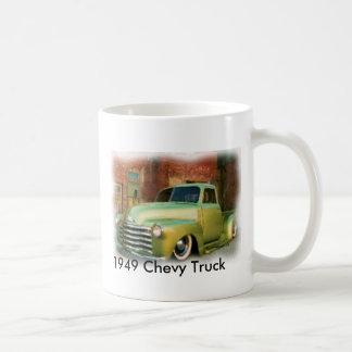 Caminhão 1949 de Chevy Caneca De Café