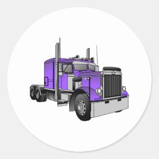 Caminhão 1 adesivo