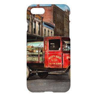 Caminhão - aves domésticas vestidas Home 1926 Capa iPhone 8/7