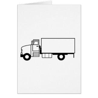 Caminhão Cartao