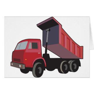 Caminhão Cartoes