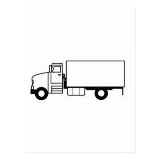 Caminhão Cartão Postal